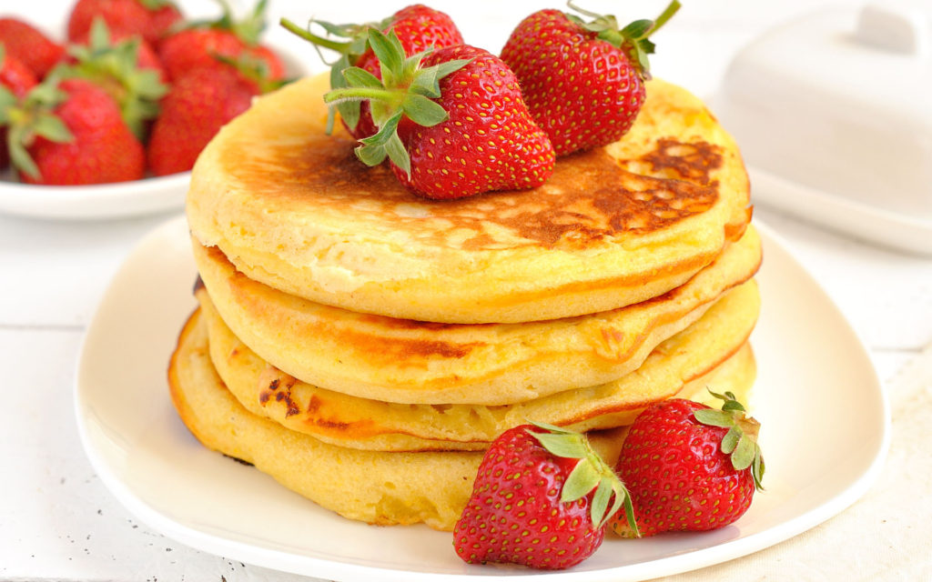 Pancake-Strawberry-Wallpaper-Computer-Desktop-Background-82417